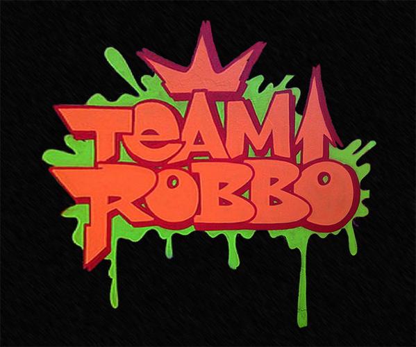 teamrobbologoblack