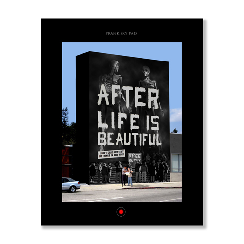 After Life is Beautiful (Free Entry)