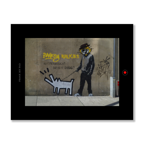 Banksy Walkies