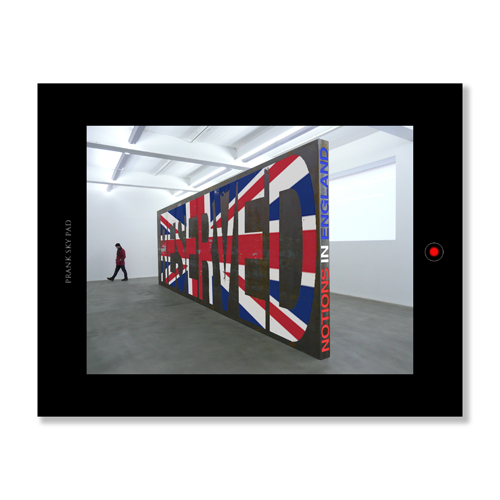 Notions in England at the Gagosian