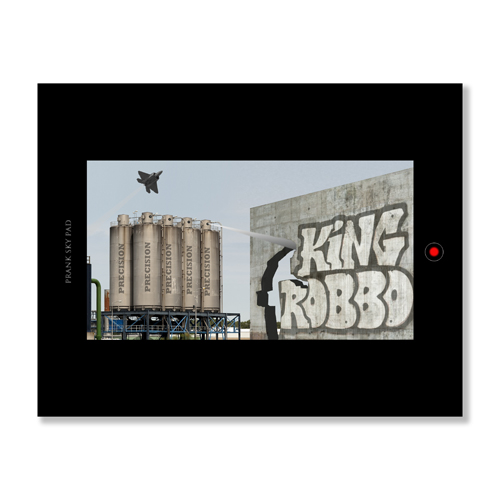 Turf Wars XVI - The King Robbo Secret Weapons Testing 